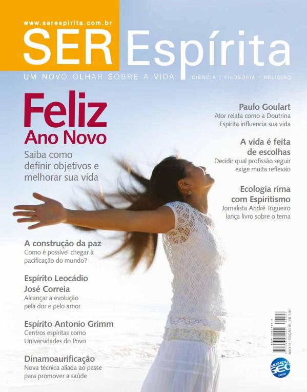Revista Ser Espírita - Edição #6