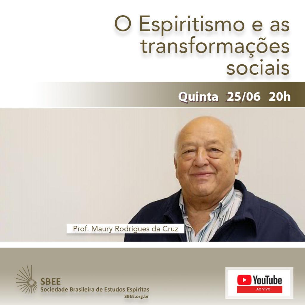 O Espiritismo e as transformações sociais